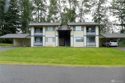 Pierce County Multi Family Home For Sale: 9908 158th St E