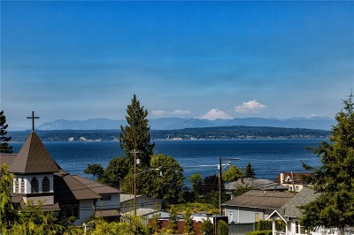 Mukilteo Single Family Home For Sale: 805 4th St