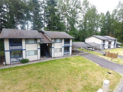 Pierce County Multi Family Home For Sale: 10002 158th St E