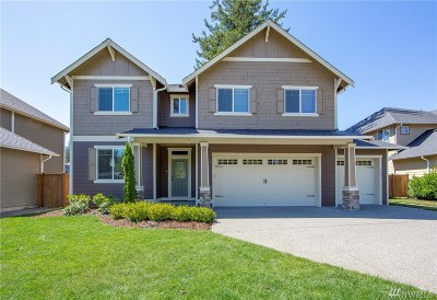 North Bend Single Family Home For Sale: 1759 Eagles Nest Place SE