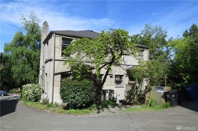 King County Multi Family Home For Sale: 530 12th Ave E