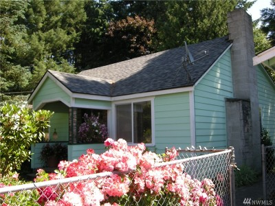 Tumwater Single Family Home For Sale: 8702 Cabot St SE