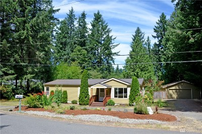 Gig Harbor Single Family Home For Sale: 7407 35th St NW