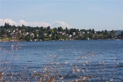 Mercer Island Residential Lots & Land For Sale: 7916 E Mercer Wy