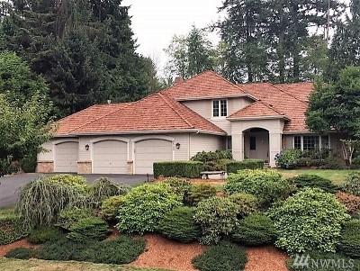 Redmond Single Family Home For Sale: 26109 NE 27th Dr
