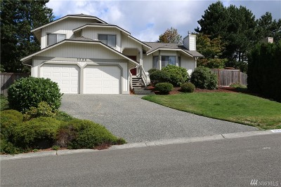 Mukilteo Single Family Home For Sale: 5525 107th St SW