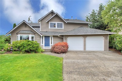 King County Single Family Home For Sale: 13504 SE 75th St
