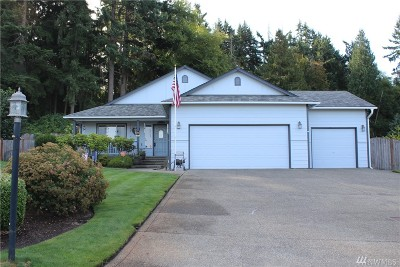 Graham Single Family Home For Sale: 23707 88th Ave E
