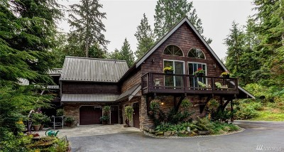 Single Family Home For Sale: 196 Summerland Rd