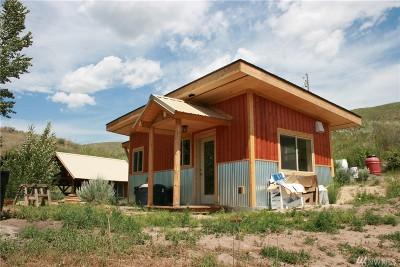Twisp Single Family Home For Sale: 206 Upper Beaver Creek