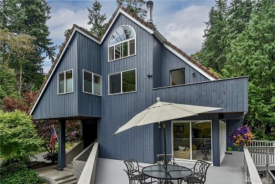 Mercer Island Single Family Home For Sale: 5047 84th Ave SE