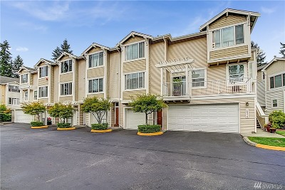 King County Condo/Townhouse For Sale: 16384 118th Ct NE #35-3