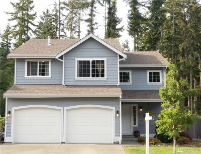 Gig Harbor Single Family Home For Sale: 3819 131st St Ct NW