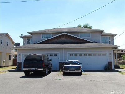 Spanaway Multi Family Home For Sale: 118 169th St E