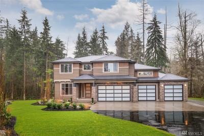 Black Diamond Single Family Home For Sale: 31277 218th Place SE