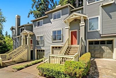 Redmond Condo/Townhouse For Sale: 9301 176th Place NE #3