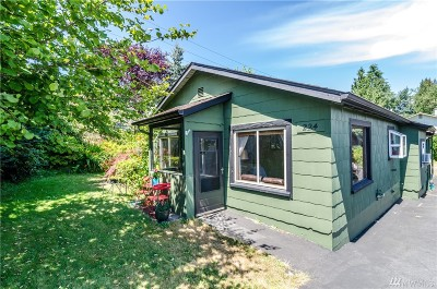 Tumwater Single Family Home For Sale: 224 S 3rd Ave SW