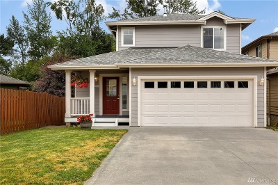 Single Family Home For Sale: 1542 Valhalla St