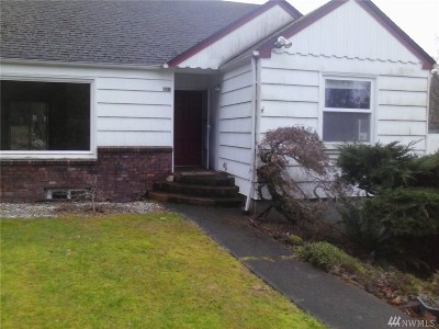Centralia Single Family Home For Sale: 920 Seminary Hill Rd