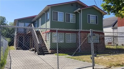 King County Multi Family Home For Sale: 4609 S Henderson St