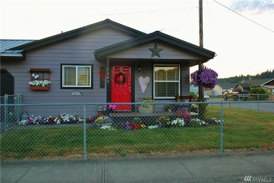 Chehalis Single Family Home For Sale: 1089 SW William Ave