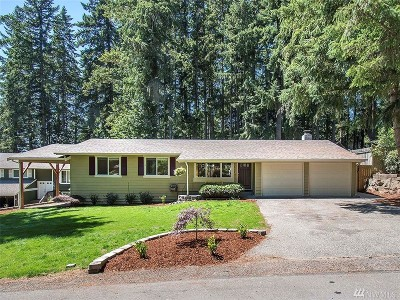 Woodinville Single Family Home For Sale: 17639 197th Ave NE
