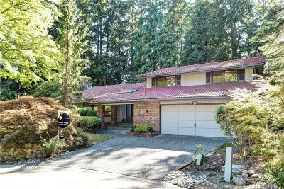 Mill Creek Single Family Home For Sale: 2422 149th Ct SE