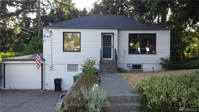 Single Family Home For Sale: 14565 6th Ave NE