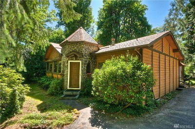 Single Family Home For Sale: 9140 Bordeaux Rd SW