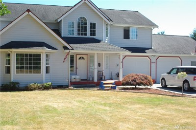 Tenino Single Family Home For Sale: 3133 SE 175th St SE