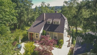 Centralia Single Family Home For Sale: 1319 Salzer Valley Rd