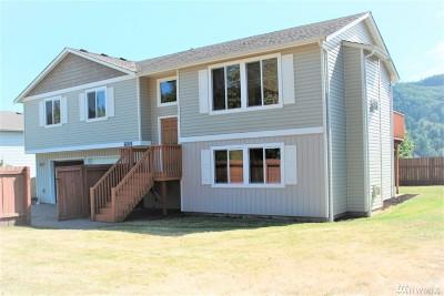 Mount Vernon Single Family Home For Sale: 18026 Fire Mountain Lane