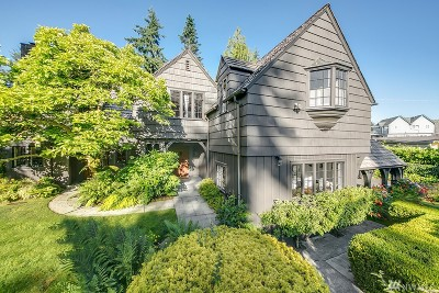 Seattle Single Family Home For Sale: 9017 Loyal Avenue NW