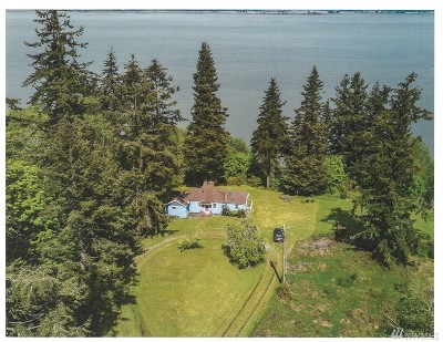 Island County Single Family Home For Sale: 2794 N Strawberry Point Rd