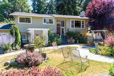 Kirkland Single Family Home For Sale: 7401 NE 143rd Street