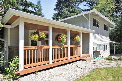 Lake Tapps WA Single Family Home For Sale: $344,950