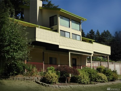 Chehalis Single Family Home For Sale: 197 SE 16th St