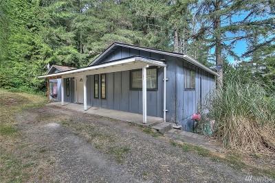 Mason County Single Family Home Sold: 211 E Snowcap Dr