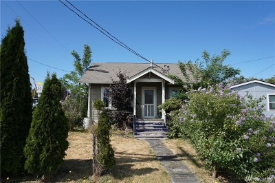Anacortes Single Family Home For Sale: 1420 20th St