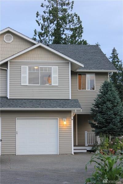 Arlington Single Family Home For Sale: 3612 186th Place NE #9B