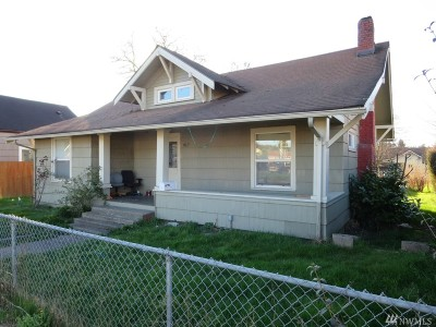 Centralia Single Family Home For Sale: 917 S Tower Ave