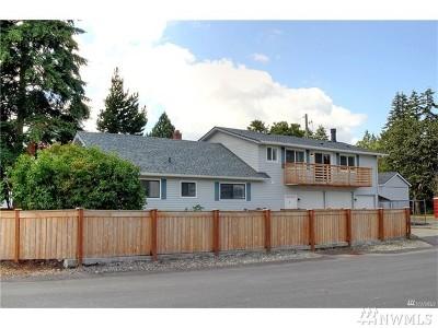 Tacoma WA Single Family Home For Sale: $310,000