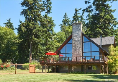 Island County Single Family Home For Sale: 5715 Cameron Rd