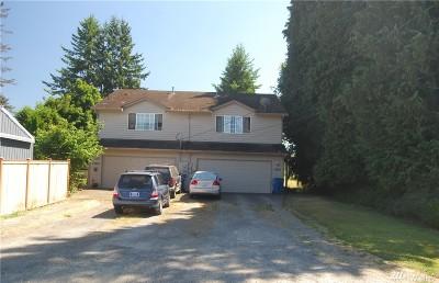 Monroe Multi Family Home For Sale: 17854 160th St SE