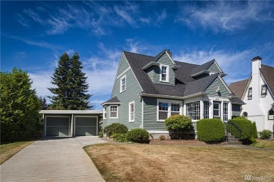 Single Family Home For Sale: 2821 Northwest Ave