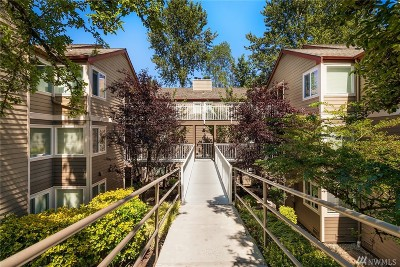 King County Condo/Townhouse For Sale: 700 Front St S #D108
