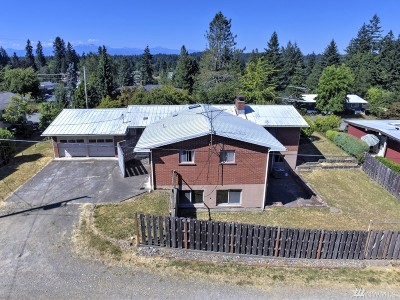 Shelton WA Single Family Home Sold: $249,500