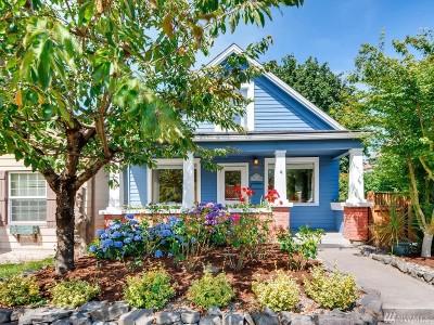 Tacoma WA Single Family Home For Sale: $419,999