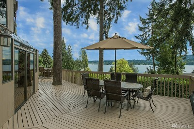 Mercer Island Single Family Home For Sale: 4410 E Mercer Way