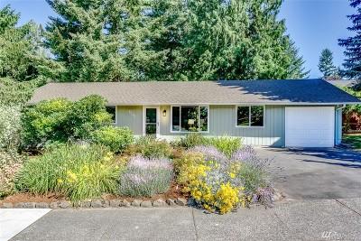 Kirkland Single Family Home For Sale: 8720 NE 139th St